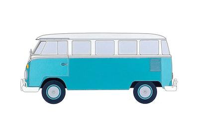 1970 Volkswagen Split Window Kombi
