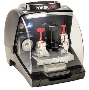 Silca Poker Pro Fully Automatic Key Cutting Machine for Inline Keys