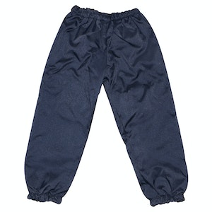 Silly Billyz Large No Liner Navy Waterproof Pants
