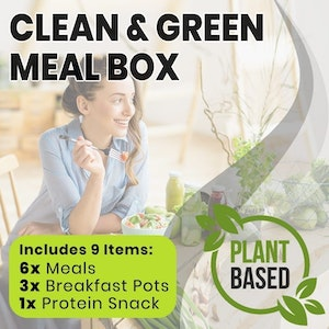 Clean & Green Meal Box
