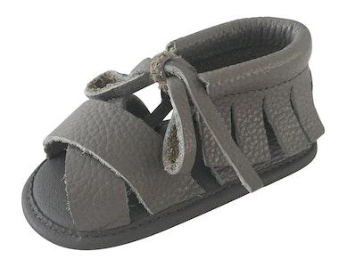 Wildchase Boho Sandals - 100% Leather - Grey
