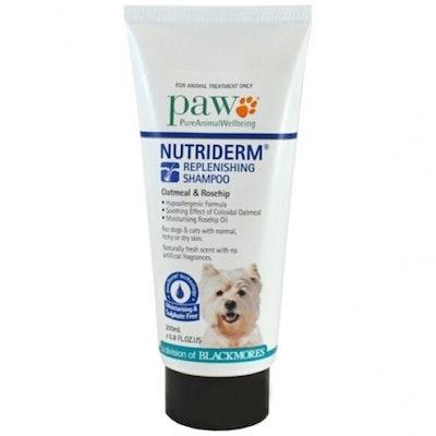 Paw Nutriderm Dogs & Cats Moisturising Shampoo - 2 Sizes