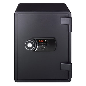 Lock Focus Locktech Size 3 Fire Resistant Safe With Digital Lock