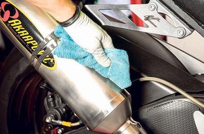 Replacing Your Motorbikes Exhaust