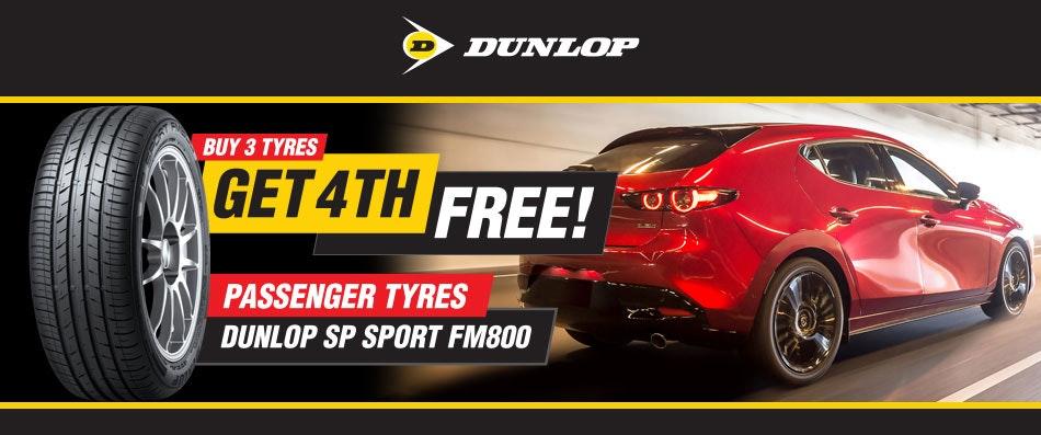 Dunlop 443