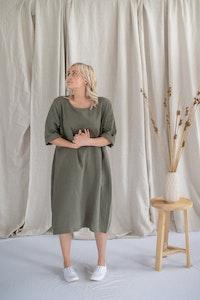Tilly Dress - Sage
