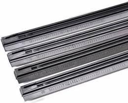 "Wiper Blade Rubber x 10pc 28 "" 6mm Windscreen, Windshield Soft Strips"