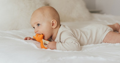 When will by baby start teething?