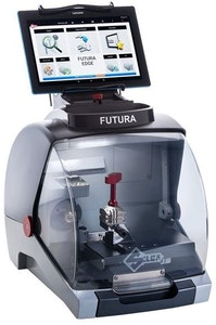 Silca Futura Edge key cutting machine