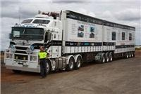 Road Transport TRUCKRIGHT advocate runs $100,000 auction to keep road safety message rolling