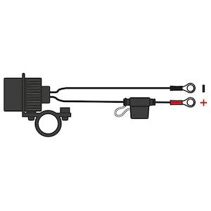 Oxford 12V Standard Plug Socket 120W 10Amp