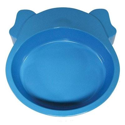 ScreamPet Scream Dog Face Heavy Duty Plastic Dog Bowl 350ml - 4 Colours