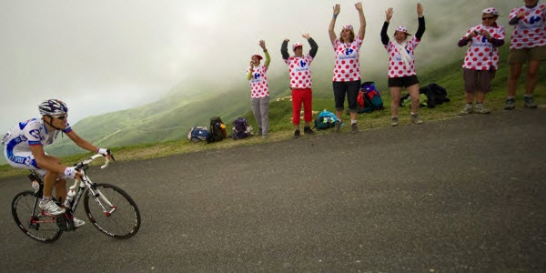 Book your 2014 Tour de France tour with Mummu Cycling and receive $500 off when flying with Air France!*