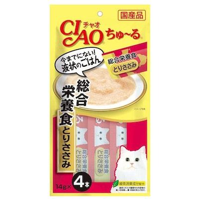 CIAO   Chicken Recipe Comprehensive Nutritional (4pcs/Pk)