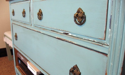 How to Measure a Dresser or Cabinet