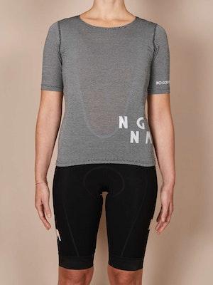 No Gods No Masters Indoor Delta T-shirt - Black