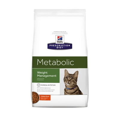 Hill's VET Hill's Prescription Diet Metabolic Weight Management Chicken Dry Cat Food