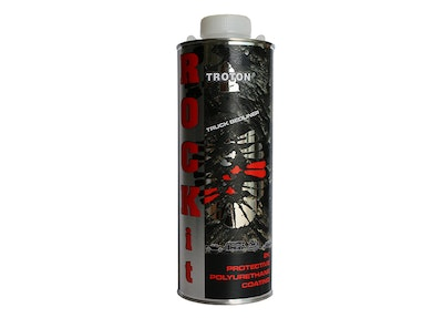 Troton ROCK iT 2K Bed Liner Coatings 840ml - 2 Colours Available