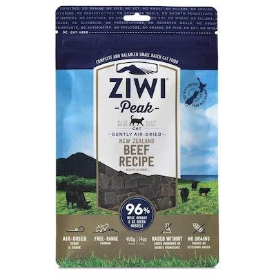ZiwiPeak Daily Cat Cuisine Beef Dry Cat Food 400G