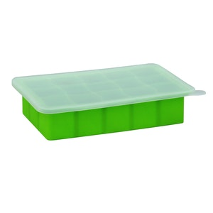 green sprouts Freezer Tray Green