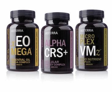 Nature's Drop Lifelong Vitality Supplements Pack