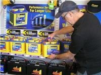 Batteries live longer when well maintained