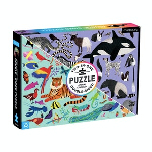 100 Piece Double Sided Puzzles