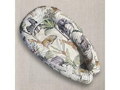 Bubba Bump Baby Safari Organic Baby Lounge