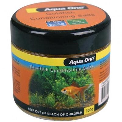Aqua One Goldfish Conditioning Salt
