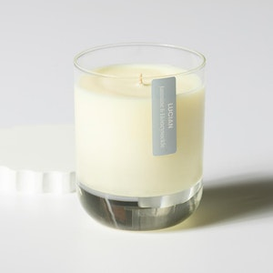 Jasmine & Honeysuckle Glass Candle