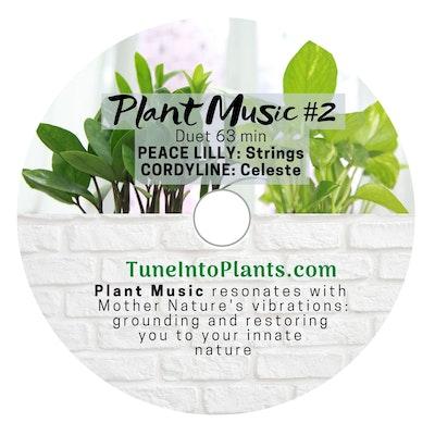 Plant Music Australia Plant Music #2 CD