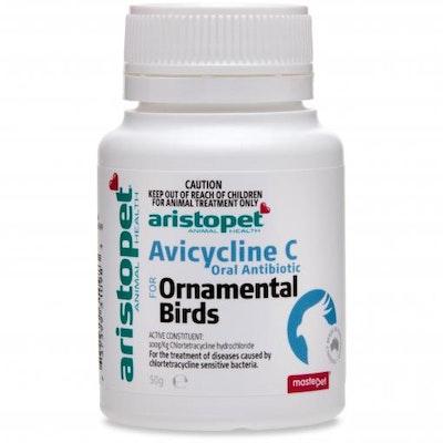 Aristopet Bird Antibiotic Respiratory - 50gm