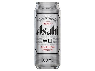 Asahi Super Dry Can 500mL