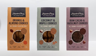 Friends of Frank Cookies - Bundle of all three flavours