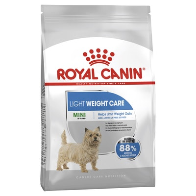 Royal Canin Dry Dog Food Mini Breed Light Weight Care 3kg