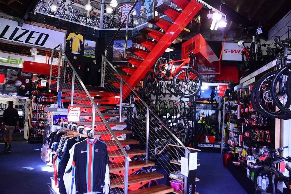 Australia's Hottest Bike Shops - Planet Cycles