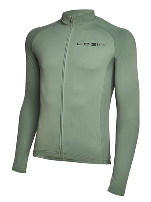 Login Cycle Club TANTA - Login Long Sleeve Winter Jersey
