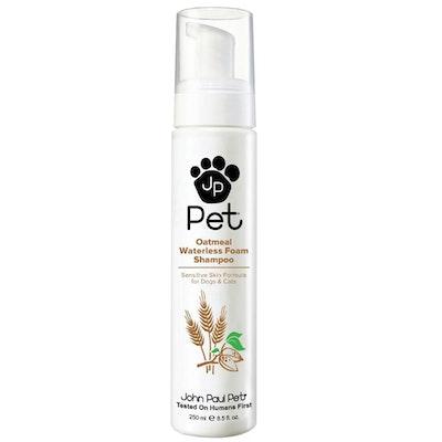 John Paul Pet Oatmeal Waterless Foam Dogs & Cats Grooming Shampoo 236ml