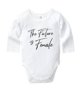 The Future is Female Onesie