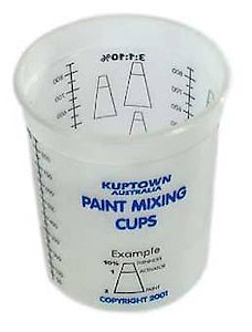 Mixing Cups 1Lt - Box of 200