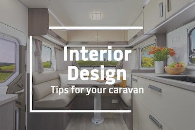 DIY Interior Design for your Jayco