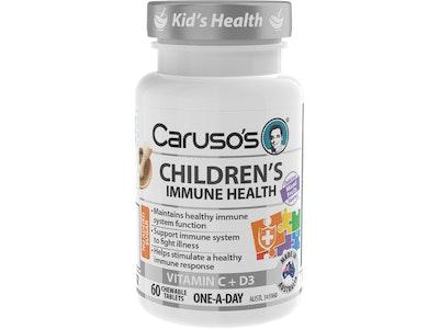Caruso's Natural Health Caruso's Children's Immune Health