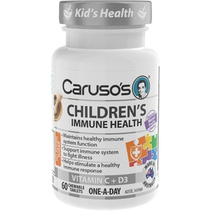 Caruso's Natural Health Caruso's Children's Immune Health