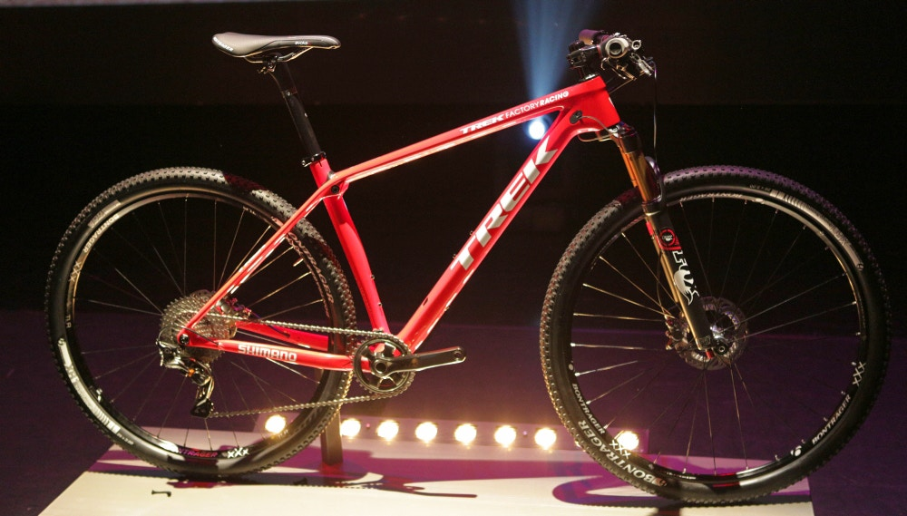Trek Procaliber SL - Bilder vom Product Launch