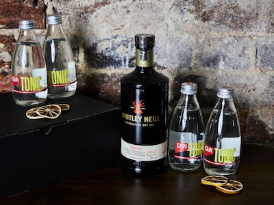 INDU Whitley Neill Gin & Tonic Pack