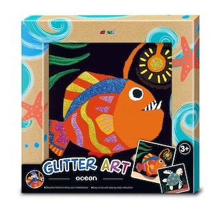 Avenir - Glitter Art - Ocean