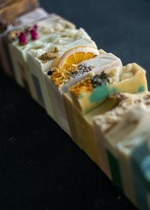 Handmade Natural Soap Bar - Furaha