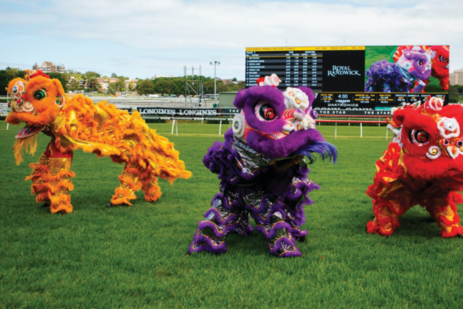 The Star Chinese Festival of Racing - A celebration of culture, entertainment and hospitality