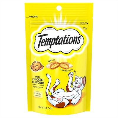 TEMPTATIONS Tasty Chicken Cat Treats