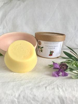 Art'N Green Kid-O-Soap, With Extra Virgin Tasmanian Olive Oil & Goat Milk